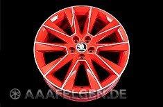 ORIGINAL Škoda Savio Red
